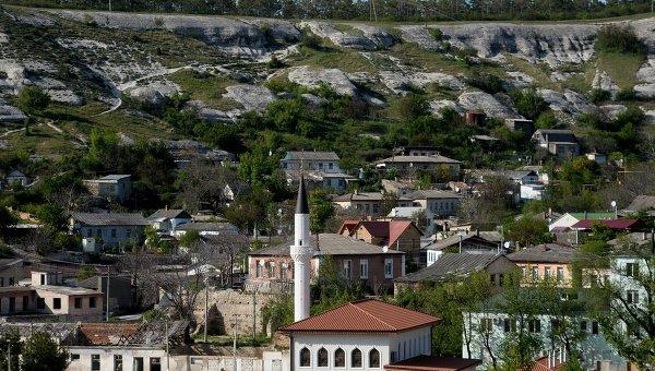 Бахчисарай. Архивное фото
