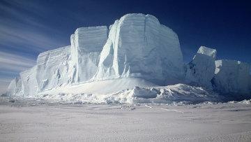 Айсберги Антарктиды