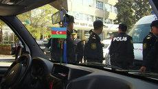 Полиция Азербайджана. Архивное фото