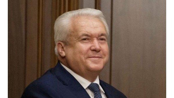 Экс-депутат Рады Владимир Олейник