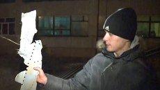 Очевидец рассказал, что произошло в школе после падения МиГ-29 в Подмосковье