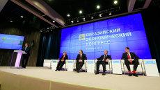 Учредительное заседание первого Евразийского экономического конгресса