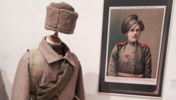Выставка об участии России в ПМВ в Италии