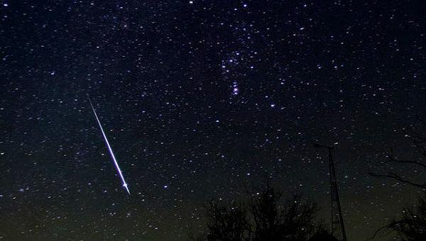 Метеоритный потока Геминидов