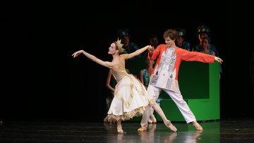 Балет Мариинского театра, архивное фото