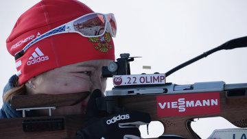 Ольга Подчуфарова. Архивное фото