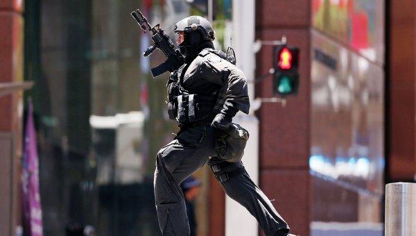 Полиция Сиднея
