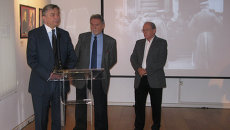 Открытие выставки Великая война. Слава и катастрофа. Так начался XX век в Мадриде, Испания