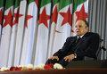 Президент Алжира Абдель Азиз Бутефлика. 2014 год