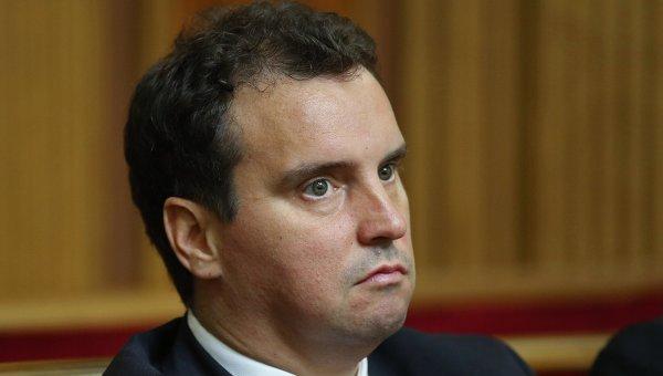 Экс-министр экономического развития и торговли Айварас Абромавичус. Архивное фото