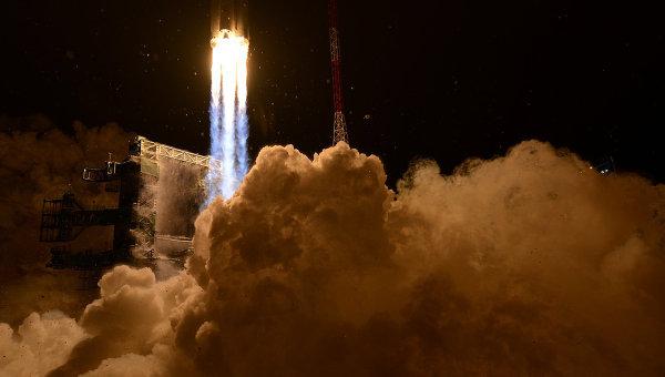 Первый пуск ракеты тяжелого класса Ангара-А5
