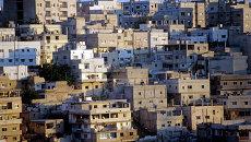 Столица Иордании Амман. Архивное фото
