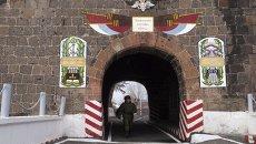 Российская военная база в Армении. Архивное фото