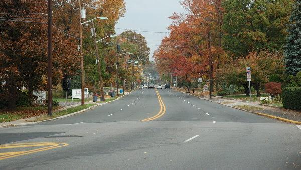 Дороги в США. Архивное фото