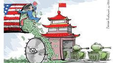 США испугались китайского оружия