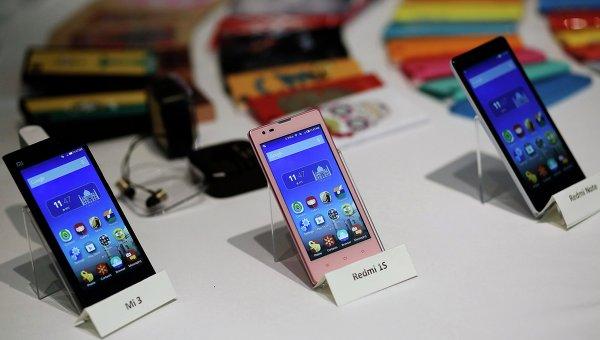 Китайские смартфоны Xiaomi