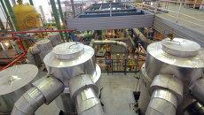 Атомная станция. Архивное фото
