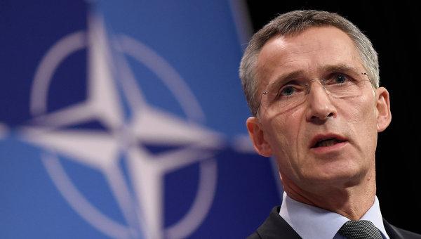 Столтенберг: войска НАТО останутся на восточном фланге, пока в этом будет необходимость