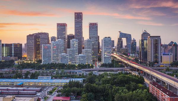 Город Пекин. Архивное фото