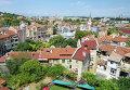 Вид на город Пловдив, Болгария