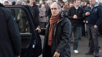 Новый главный редактор сатирического еженедельника Charlie Hebdo Жерар Бияр