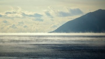 Берега озера Байкала. Архивное фото