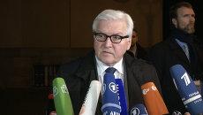 Штайнмайер о последствиях неисполнения минских соглашений в Донбассе