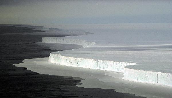 Антарктида. Архивное фото