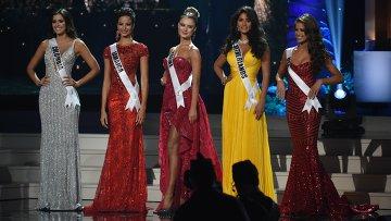 Финалистки конкурса Мисс Вселенная