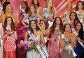 """Победительница конкурса """"Мисс Вселенная 2014"""" Паулина Вега"""