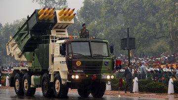 Военная техника в Индии. Архивное фото