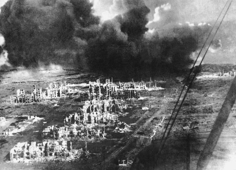 an introduction to the history of battle of stalingrad