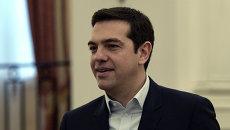 Алексис Ципрас. Архивное фото