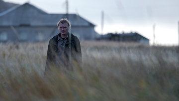 Актер Алексей Серебряков (Николай Сергеев) на съёмках фильма Левиафан. Архивное фото
