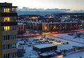"""Вид на микрорайон """"Северо-Восток"""" в городе Петропавловск-Камчатский. Архивное фото"""