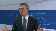 Генсек НАТО о способности РФ быстро развернуть десятитысячные войска