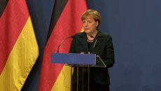 Германия не поддержит Украину оружием – Меркель о ситуации в Донбассе