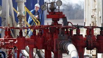 Добыча сланцевого газа в Польше. 2012 год