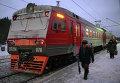 Возобновление движения пригородных поездов в регионах России
