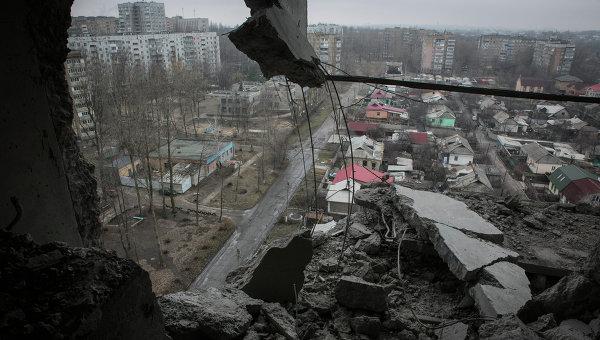 Боевики «ДНР» утверждают, что против них хотят использовать химическое оружие