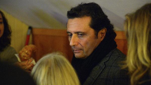 Бывший капитан Costa Concordia Франческо Скеттино суде 9 февраля 2015. Архивное фото