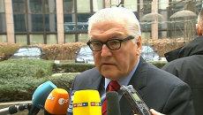 Встреча будет многообещающей – Штайнмайер о саммите нормандской четверки