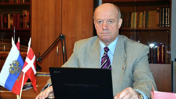 Вице-президент Лиги военных дипломатов Владимир Винокуров