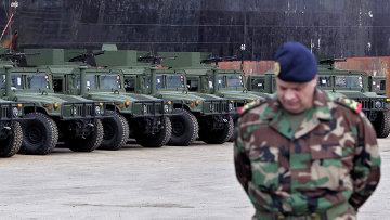 Ливанский военнослужащий. Архивное фото