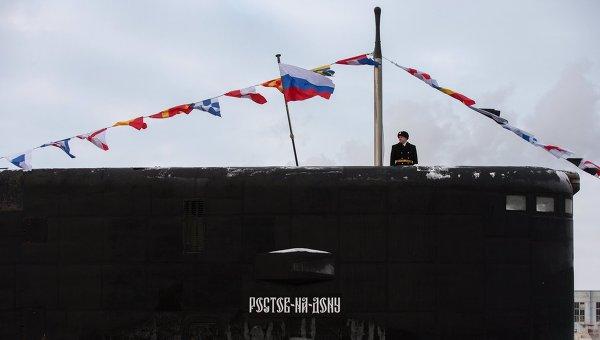 Дизель-электрическая подводная лодка Ростов-на-Дону. Архивное фото
