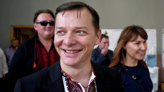 Председатель Радикальной партии Украины Олег Ляшко. Архивное фото