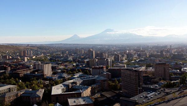 Ереван. Армения. Архивное фото