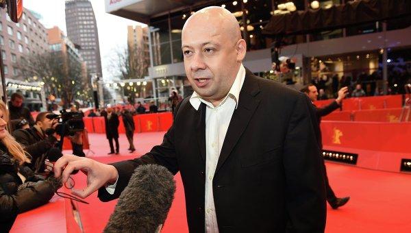 Режиссер Алексей Герман младший на премьере фильма Под электрическими облаками  на Берлинале - 2015. Архивное фото