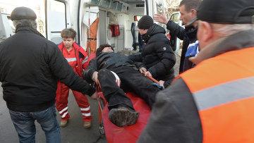 Взрыв прогремел в Донецке рядом с резиденцией Захарченко