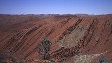 Австралийские скалы. Архивное фото